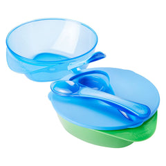 Tommie Tippee 2 Feeding Bowl with Spoon
