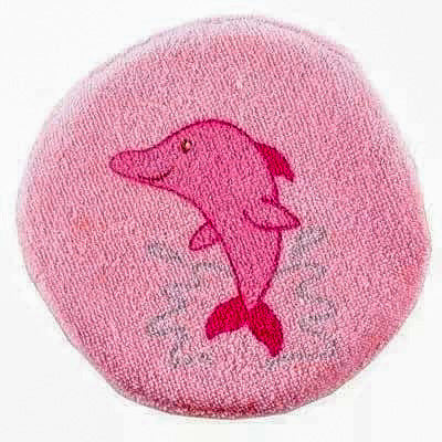 Luvable Friends Baby Sponge - Pink
