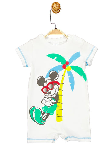 Mickey Mouse Lacoste Romper