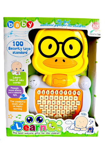 Duck baby Learning Pad