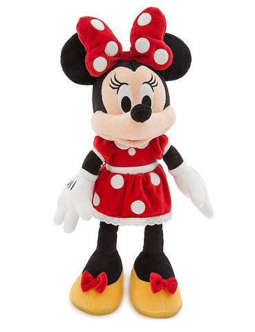 Minnie Mouse Red Plush - Large