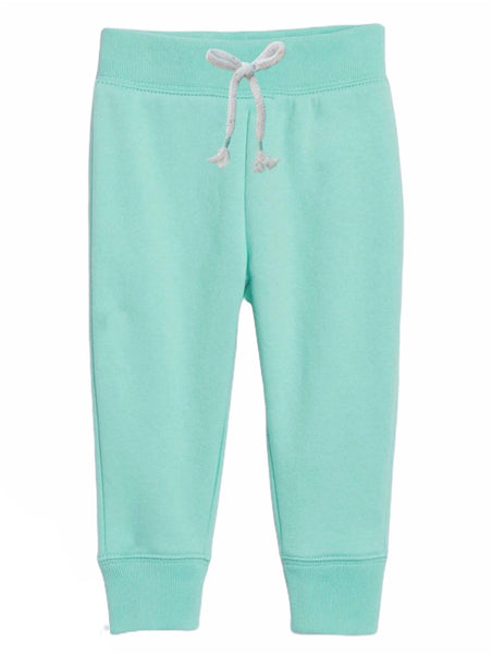Mamino Pull-On Terry Sweat Pant - Teal