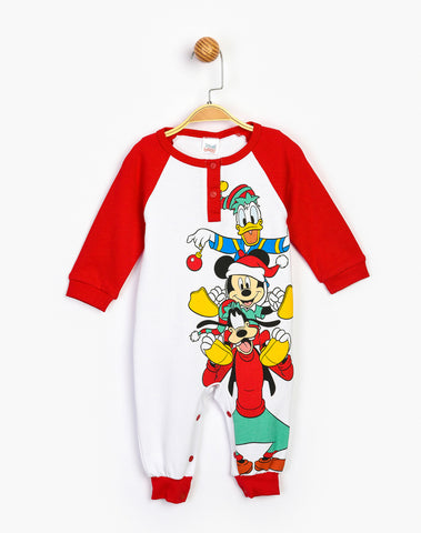 Mickey & Friends Baby Holiday Suit