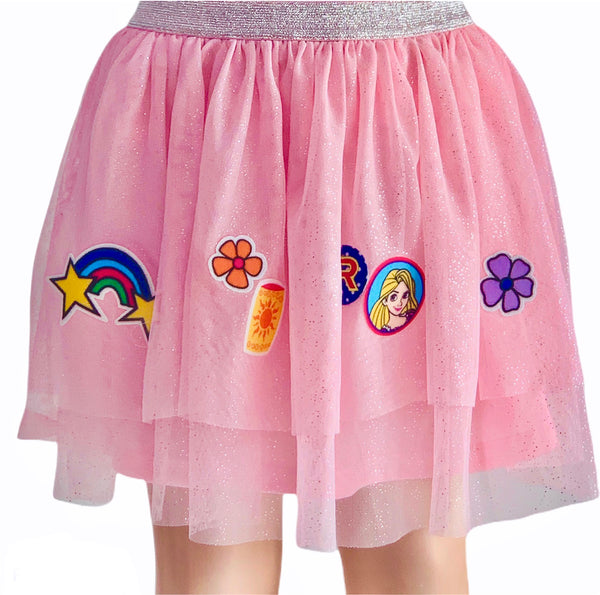 Disney Princess Tutu Skirt - Pink