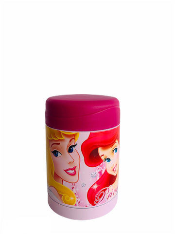 Disney Princess Kids Food Flask