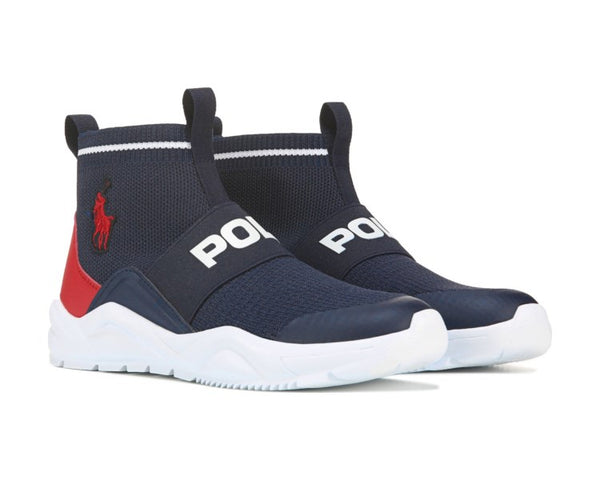 Ralph Lauren Hi-Top Sneakers
