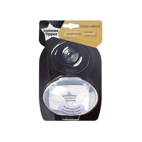 Tommee Tippee Nipple Shield - 2 Pack