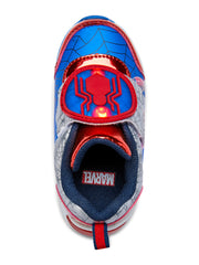 Spiderman Boys Light Up Sneakers