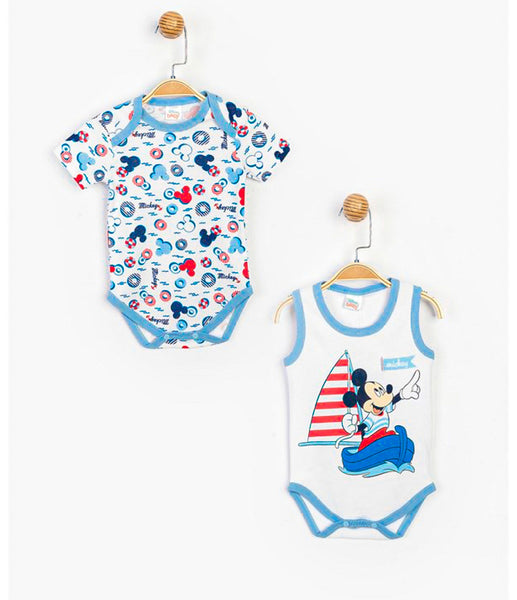Mickey Mouse Bodysuits for Baby - 15469