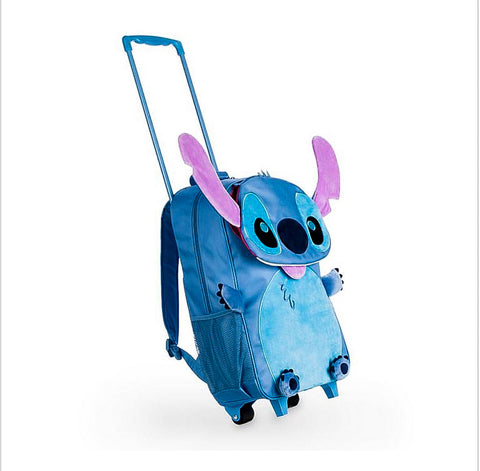 Stitch Rolling Backpack