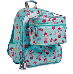 Minnie Mouse Backpack & Lunchie Set