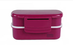 Polar Gear Bento Lunch Box - Red