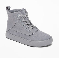 Oldnavy High-Top Sneakers - Grey