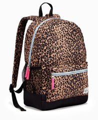 Animal Print Backpack & Lunchie
