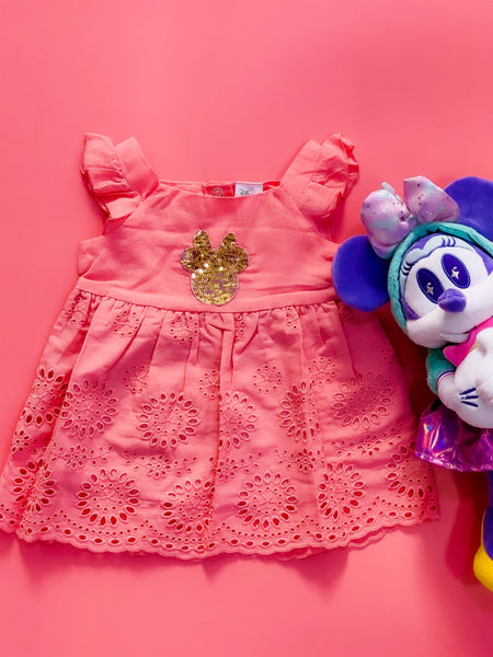 Minnie Mouse Lace Dress - 15492
