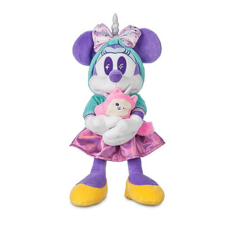 Unicorn Minnie Mouse Plush