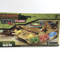 Everbright Super Flash Tanks