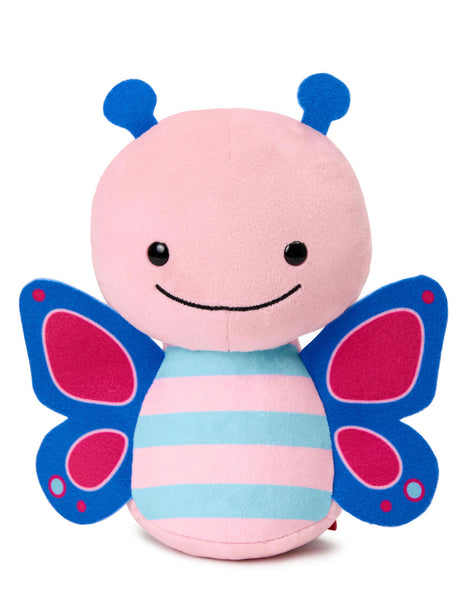 Zoo Animal Plush - Butterfly