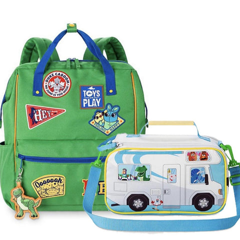 Toy Story 4 Backpack & Lunchie