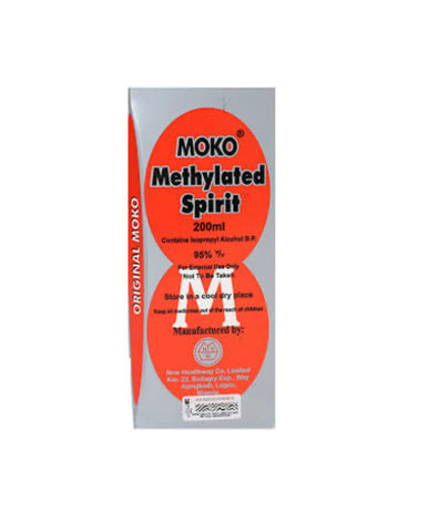 Moko Methylated Spirit