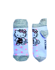 Hello Kitty Socks - White