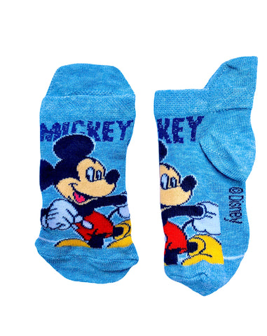 Mickey Socks - Blue