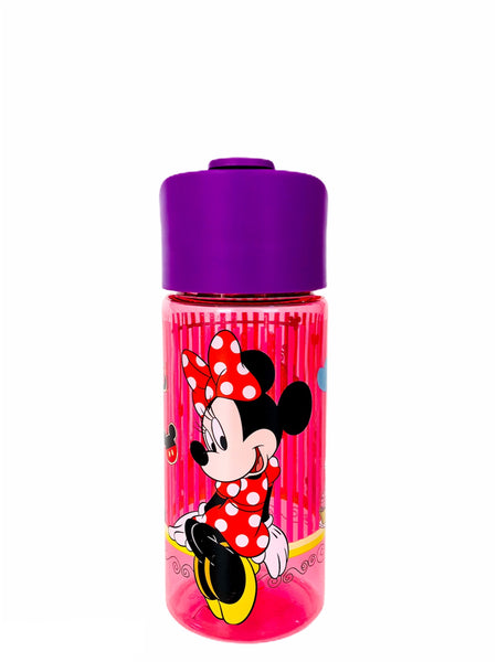 Minnie Mouse Flip It Water Bottle