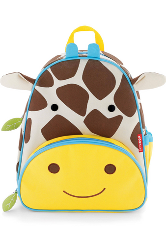 Zoo Little Kids Backpack - Giraffe