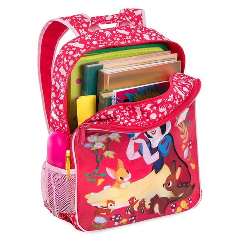 Disney Snow White Backpack & Lunchie Set