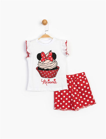 Minnie Mouse Cupcake Set - 15540