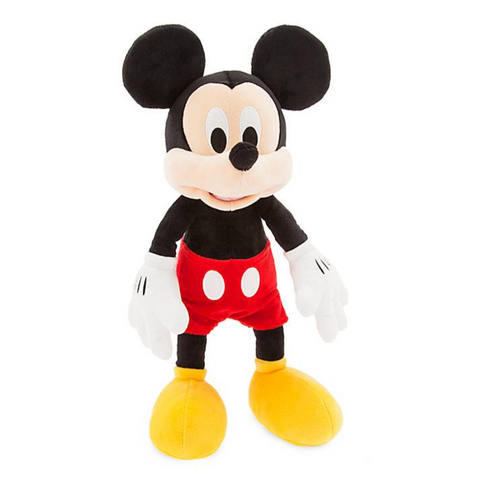 Mickey Mouse Plush - Large