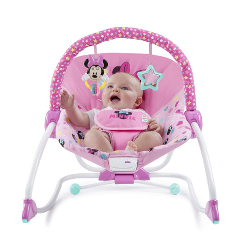 Disney Minnie Mouse Infant to Toddler Rocker