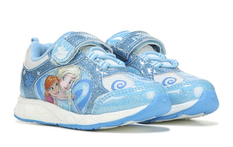 Frozen Light Up Sneakers