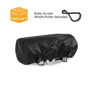 Explore Land 100% Waterproof Universal Winch Cover