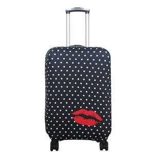 Explore Land Travel Luggage Cover Suitcase Protector Fits 18-32 Inch Luggage