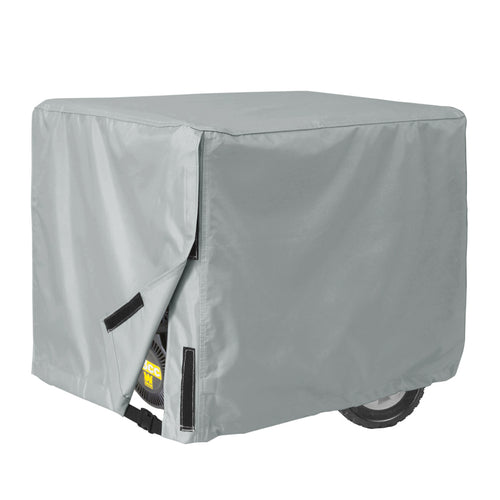 Porch Shield 100% Waterproof Universal Generator Cover Gray