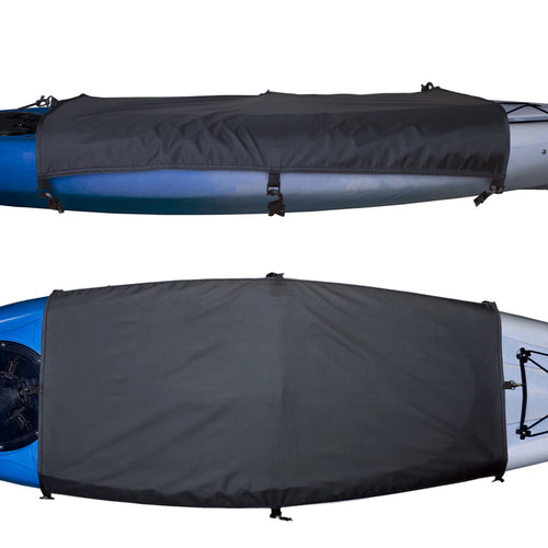 Explore Land Universal Fit Waterproof Kayak Cockpit Drape