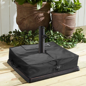 Explore Land Umbrella Stand Sand Bag 18 x 18 x 6 inch, up to 88lb of Sand