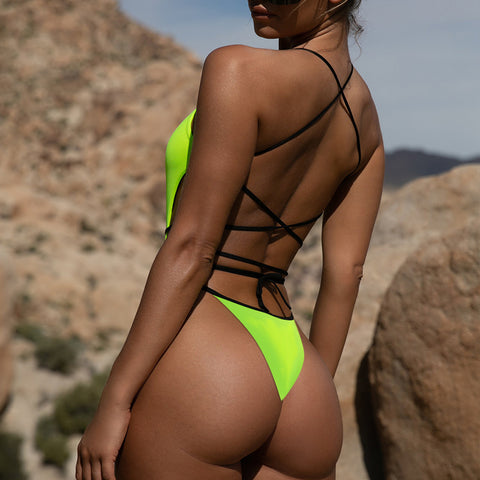 Image of Sexy Monokini Bathing Suit