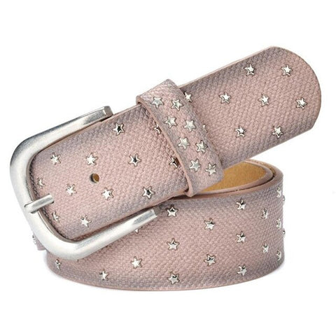 Image of Stunning Diamond Studded Belt