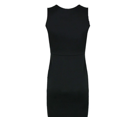 Stunning Classic Look Celebrity Bodycon Dress
