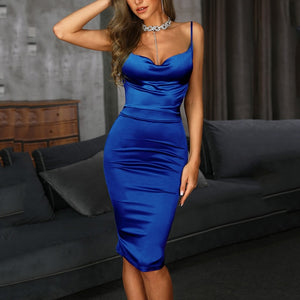 Ultra Glam Figure Hugging Bodycon Dress