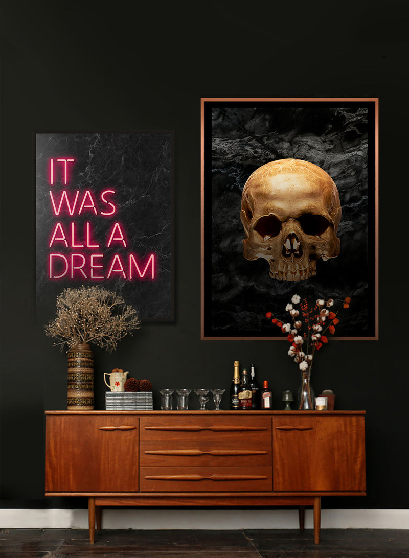Some Inspirational, Delicious Dark Decor!