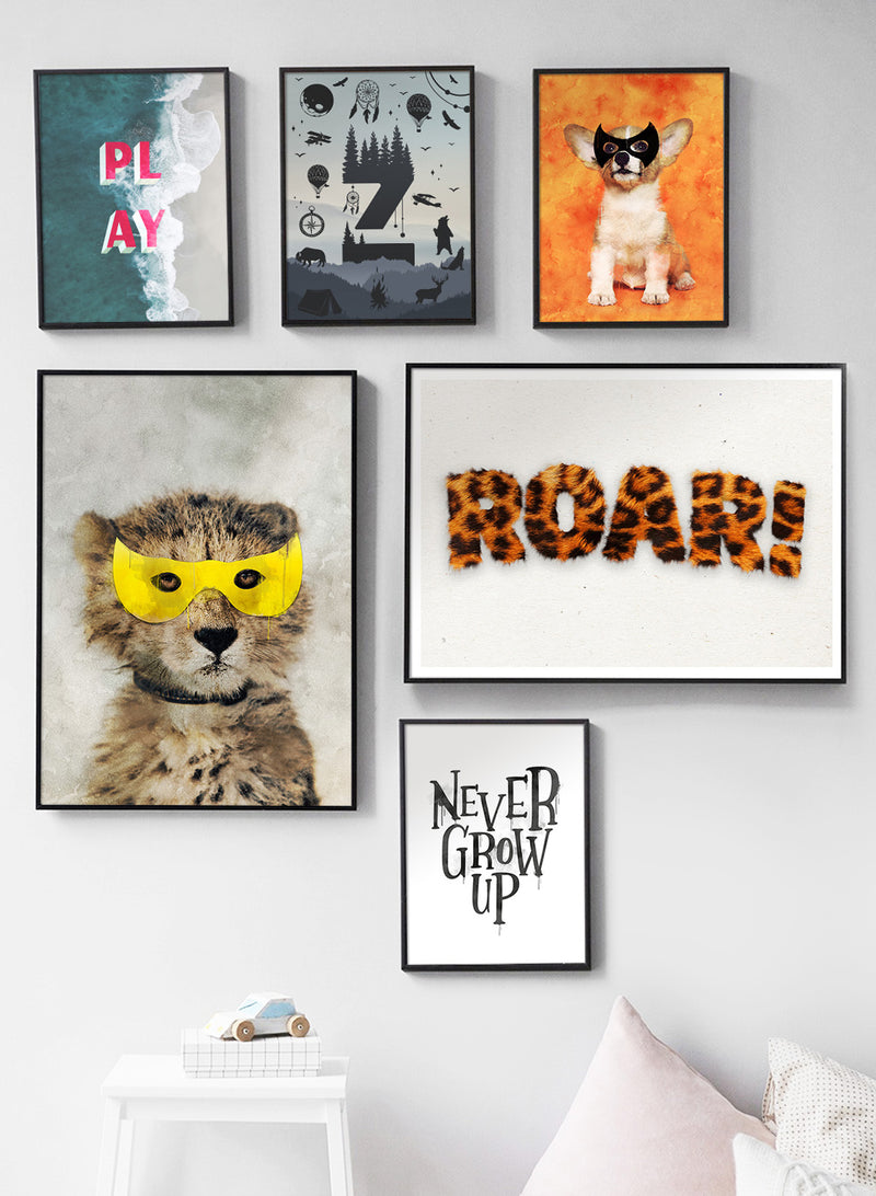 4 steps to create the perfect gallery wall