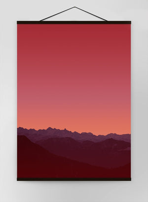 Sunset 1 Canvas