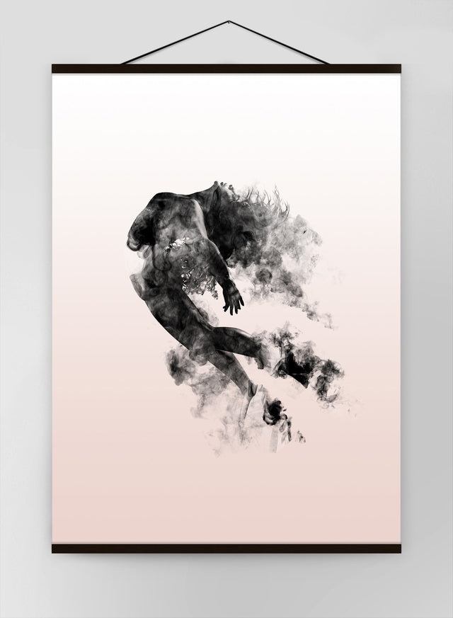 Cloud Dancer 1 Canvas