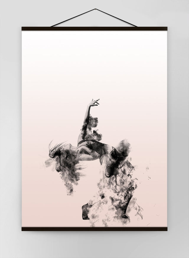 Cloud Dancer 2 Canvas