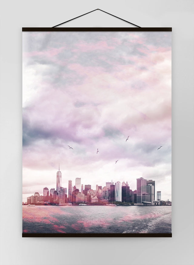 Nyc New York Photography Canvas