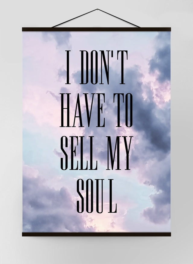 Sell My Soul Lyrics Canvas