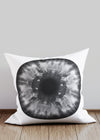 Black and White Eyeball Cushion